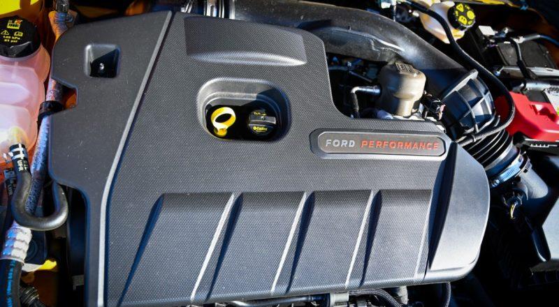 Za volanom: Ford Focus ST