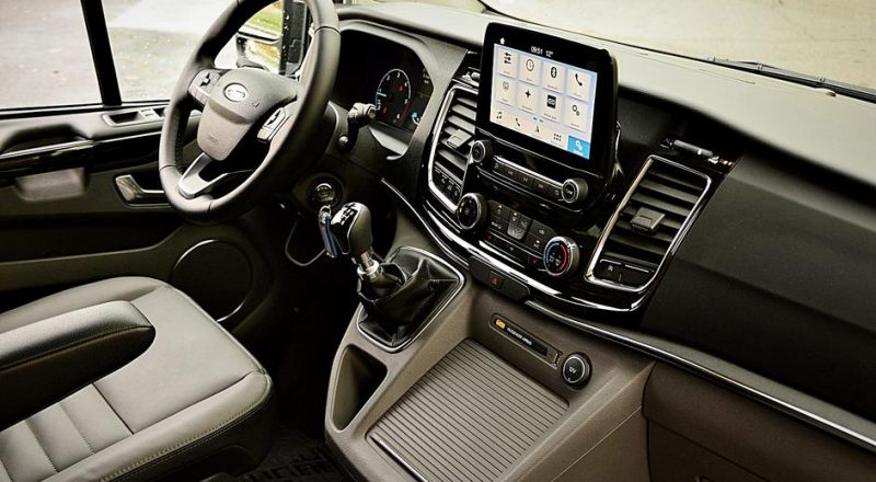 Ford Custom mHEV znižuje stroške lastništva