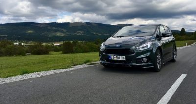 Ford S-MAX ST Line