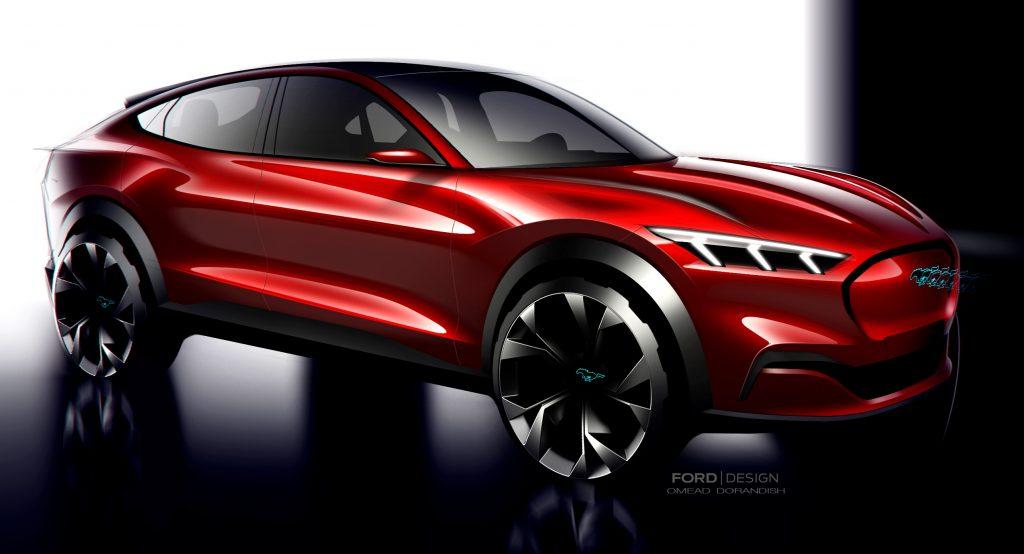 Povsem električni Ford Mustang Mach-E prinaša moč, slog in svobodo