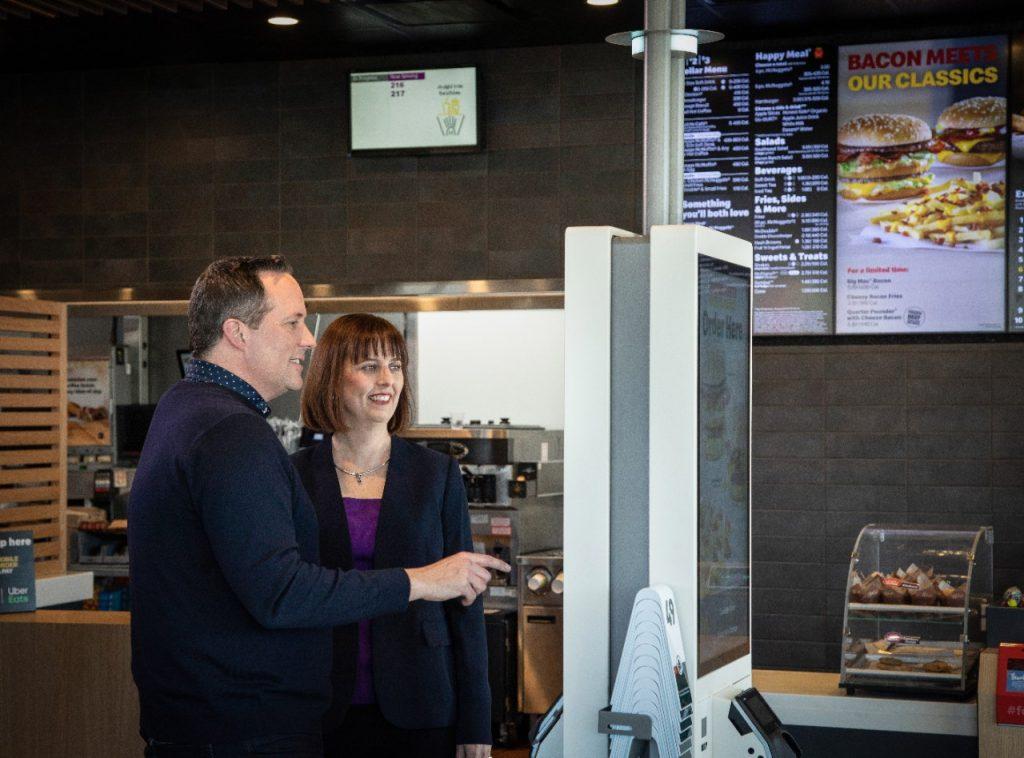 Ford in McDonalds kavna zrna