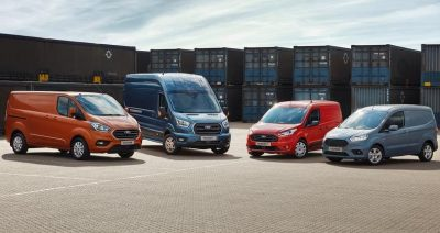 Ford gospodarska vozila
