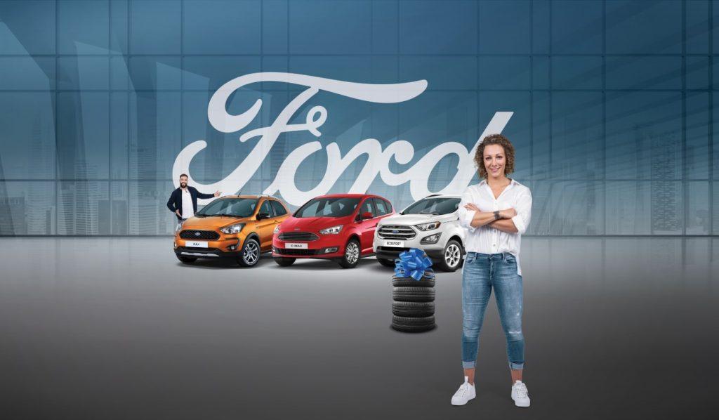 Preverite kaj so Junaki zime – Fordovi ambasadorji pripravili za Fordovo družino?