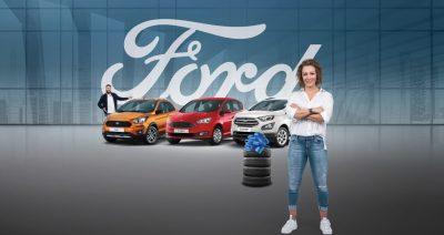 Ford Focus Active karavan za 110 daril