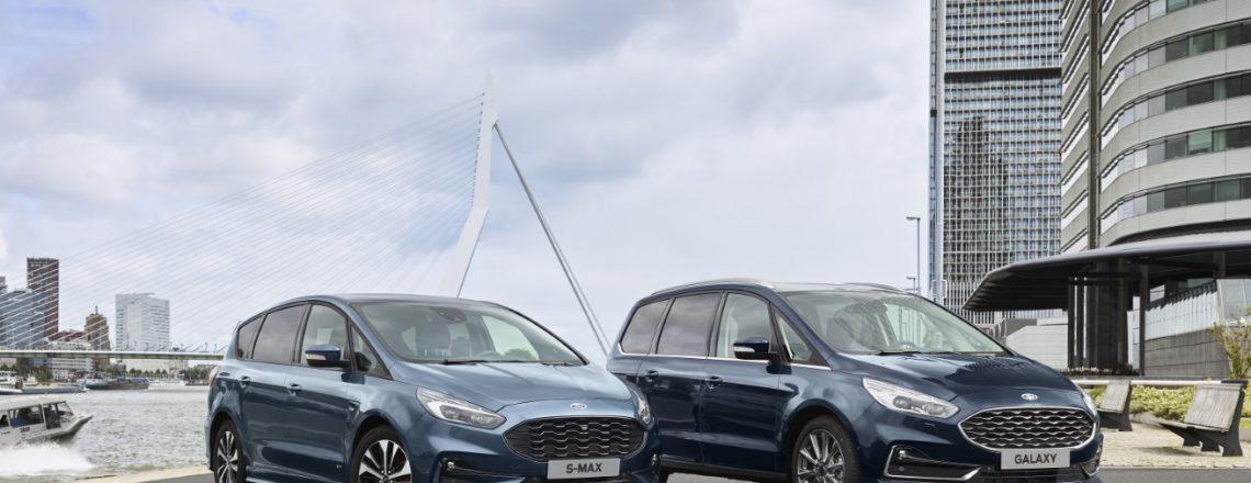 Ford vlaga v proizvodnjo novih hibridnih modelov in vgradnjo baterij v Valencii