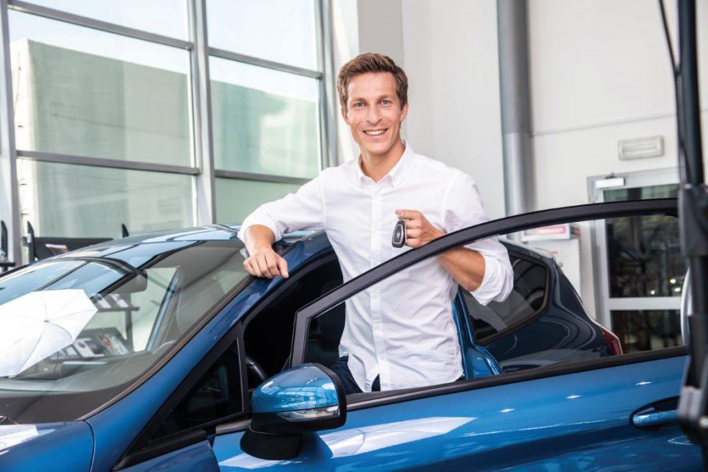 Ford testna voznja