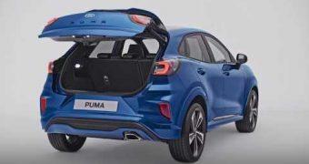 Prihaja inovativna Ford Puma
