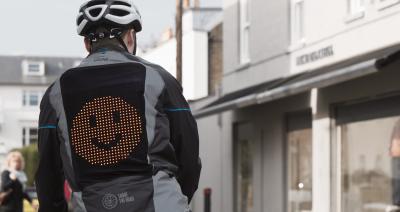 Nova avtomobilska tehnologija za varnost kolesarjev