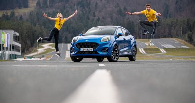 Ford Fiesto Active je zabavno voziti