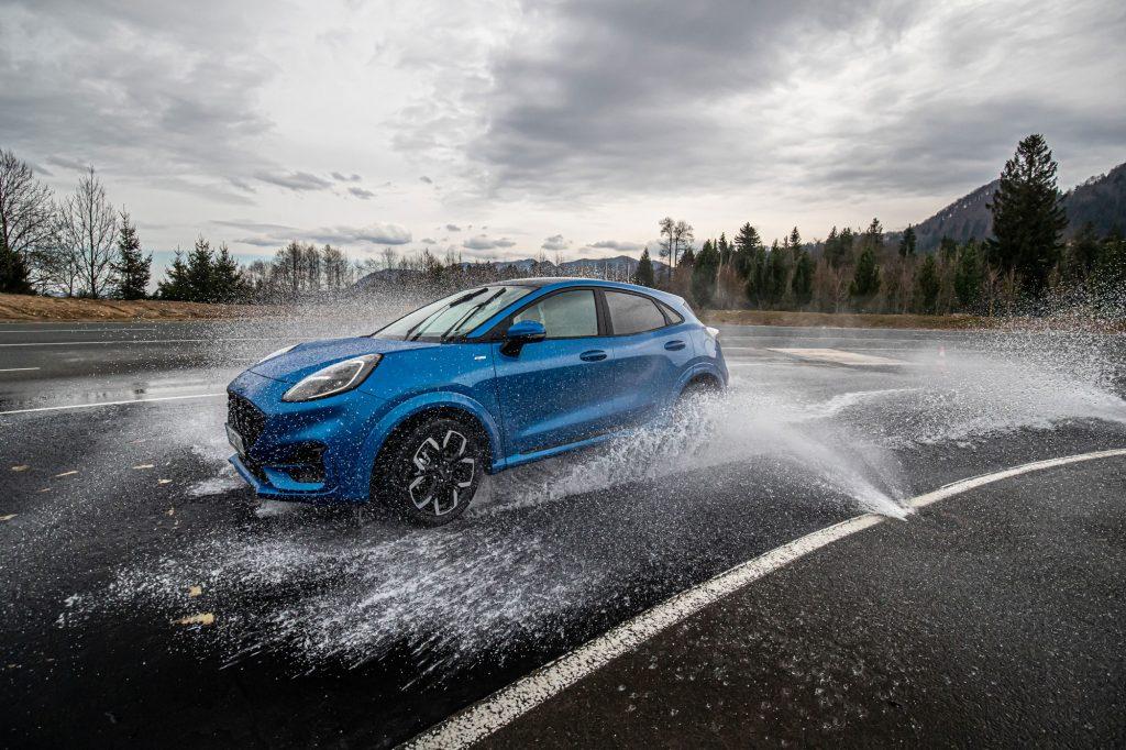 Najboljši za volanom 2020 – nagrada Ford Puma